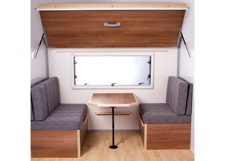 Sitteplass til 2-3 personer