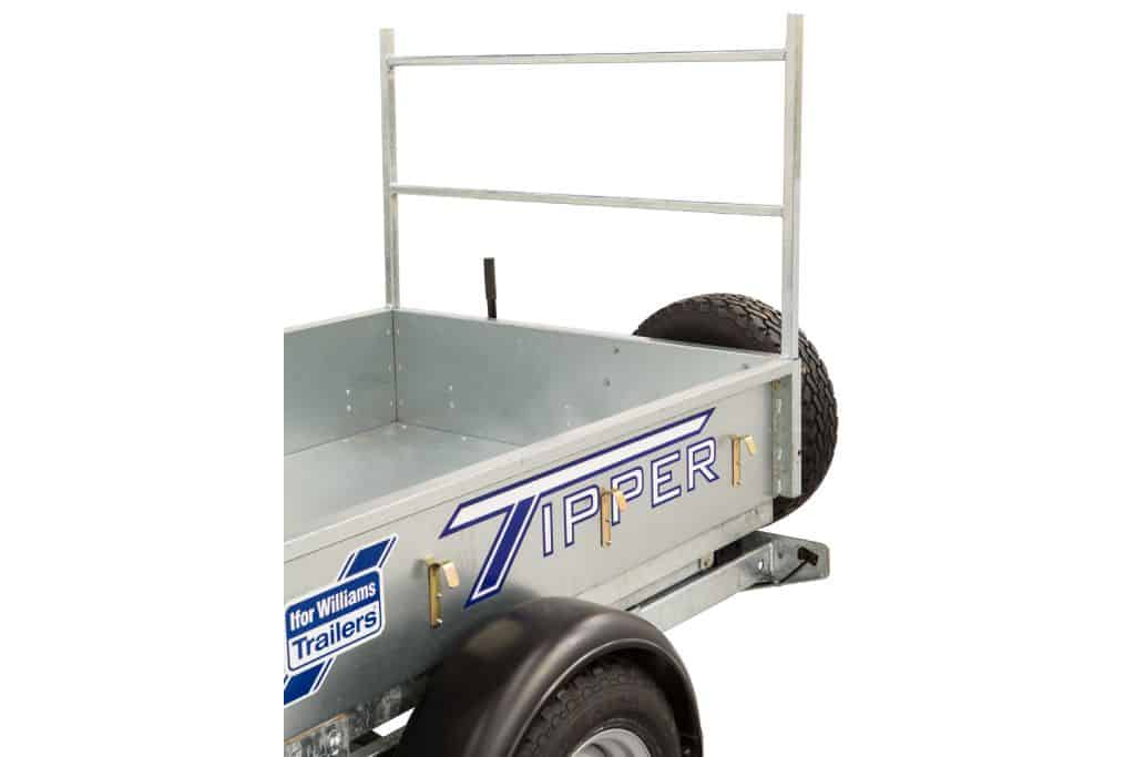 TT2012 Tipper ladder rack Ifor Williams Tipphenger