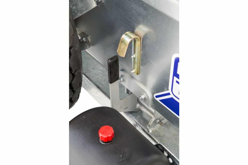 TT2012 Tipper latch Ifor Williams Tipphenger